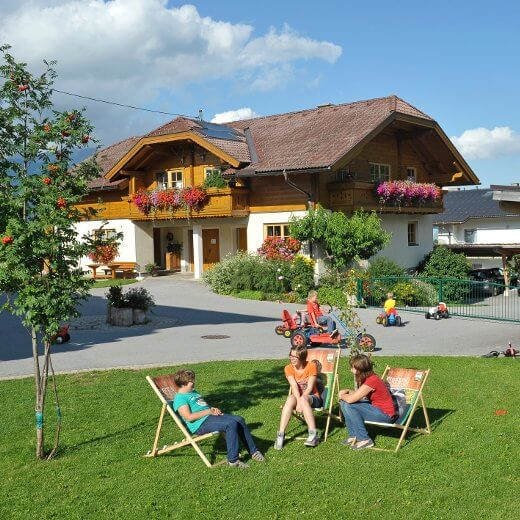 Appartements Abelhof in Schladming