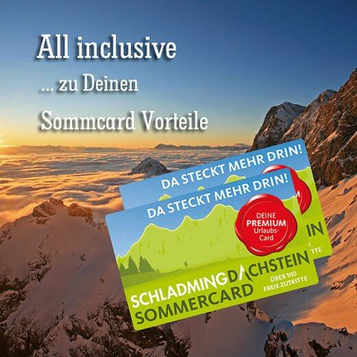 Schladming Sommercard